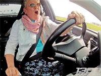 Mom Really Handles a 900HP Sports Car
