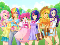 Equestria Girls is Coming to Theaters