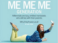 "Time's ""Me Me Me Generation"" Cover"