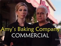 A Commercial for Amy's Baking Company