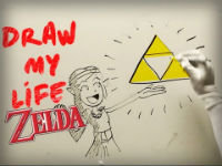 Zelda Draws Her Life