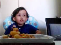 Why This Toddler Doesn't Eat Meat