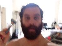 How to Shave a Beard Like a Man