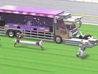 Weird Japanese Racing Game