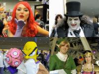 San Diego Comic Con Cosplay Highlights