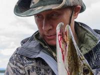 Vladimir Putin's Big Catch