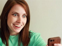 Overly Attached Girlfriend's Blind Date