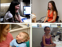 Cochlear Implant Activation Videos