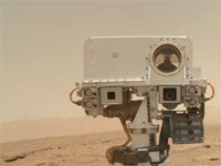 Curiosity Celebrates One Year on Mars