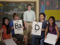 Breaking Bad as a Middle School Musical