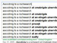 Aoccdrnig to Rscheearch