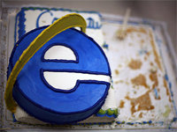 Happy 18th Birthday, Internet Explorer