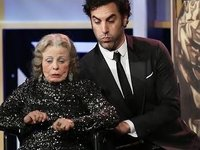Sacha Baron Cohen Kills Eldery Woman