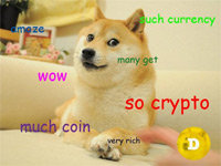 "Dogecoin Is The Next ""It"" Cryptocurrency"