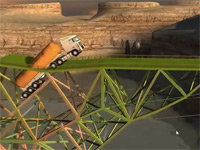 Crashing & Burning in <i>Bridge Constructor</i>