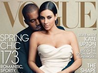 The Internet Reacts to Kimye's <i>Vogue</i> Cover