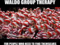 Kids Are Still Asking Where's Waldo