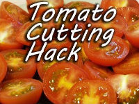 Cutting Cherry Tomatoes is Now 100% Easier