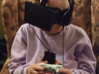 Oculus Rift Gives a Dying Woman One Last Outdoor Adventure