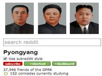 /r/Pyongyang Is Always Watching Us