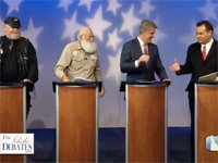 Idaho's GOP Governor's Debate Was Weird