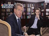 Edward Snowden's Exclusive NBC Interview
