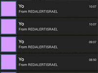 Yo Serves as an Early Warning App for Israelis