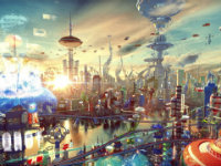 <i>Futurama</i> Gets Even More Futuristic in 3D