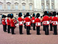 The Queen's Guards' <i>Game of Thrones</i> Moment
