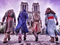 <i>Assassin's Creed Unity</i> Parkour in Real Life