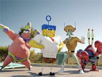 A First Look: SpongeBob Squarepants Movie II