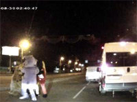 Strangest Road Rage Fight Caught on Dashcam