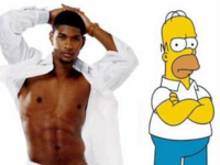Did Usher Rip Off <i>The Simpsons</i>?