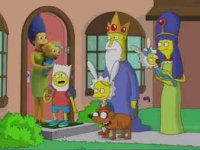 The Multiverses of <i>The Simpsons</i>