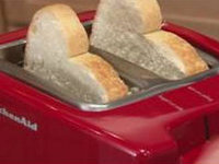 Next-Level Lifehack: Making Toast From Bread