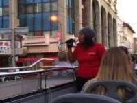 San Francisco Tour Guide's Racist Rant