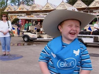 Apparently Kid Goes to the Texas State Fair
