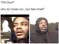 *Hits Blunt*: Black Twitter's Answer to [10] Guy