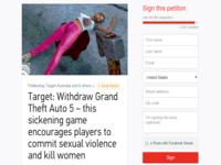 Target Australia Bans <i>Grand Theft Auto V</i>