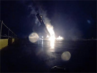 SpaceX Rocket Crashes & Turns Into a Fireball
