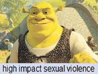 """High Impact Sexual Violence"""