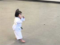 This White Belt Student Is Going to Places