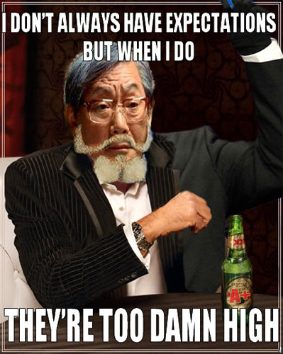 Meme Overload: The Most Interesting Men