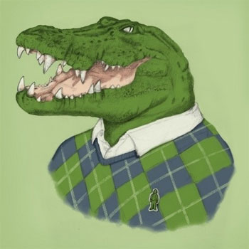 In Alt Universe, Preppy Croc Wears You