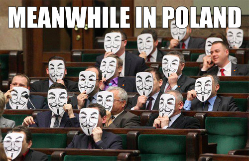 poland signs acta Swedish prime minister dosent know what SOPA & PIPA are, yet blindy signed ACTA gadgetzz