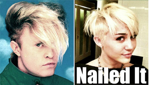 Nailed It: Miley Cyrus Edition