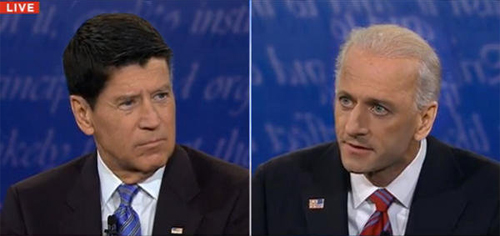 The Candidates' Debate: Hairswap Edition