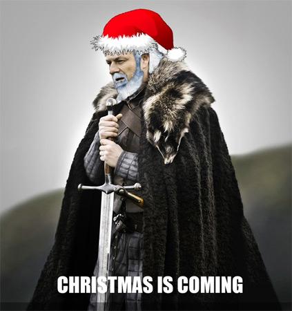 Brace Yourselves: Holiday Season Edition