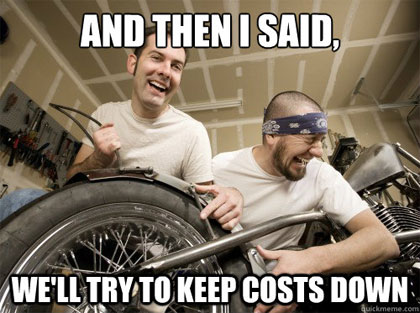 And Then I Said: Mechanic Edition
