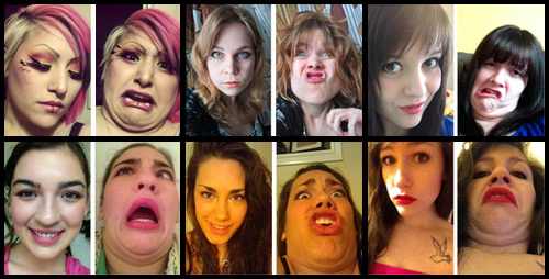 Pretty Girls, Ugly Faces